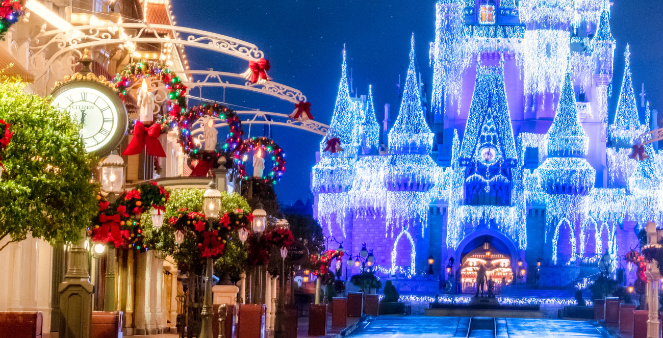 Mickey's Very Merry